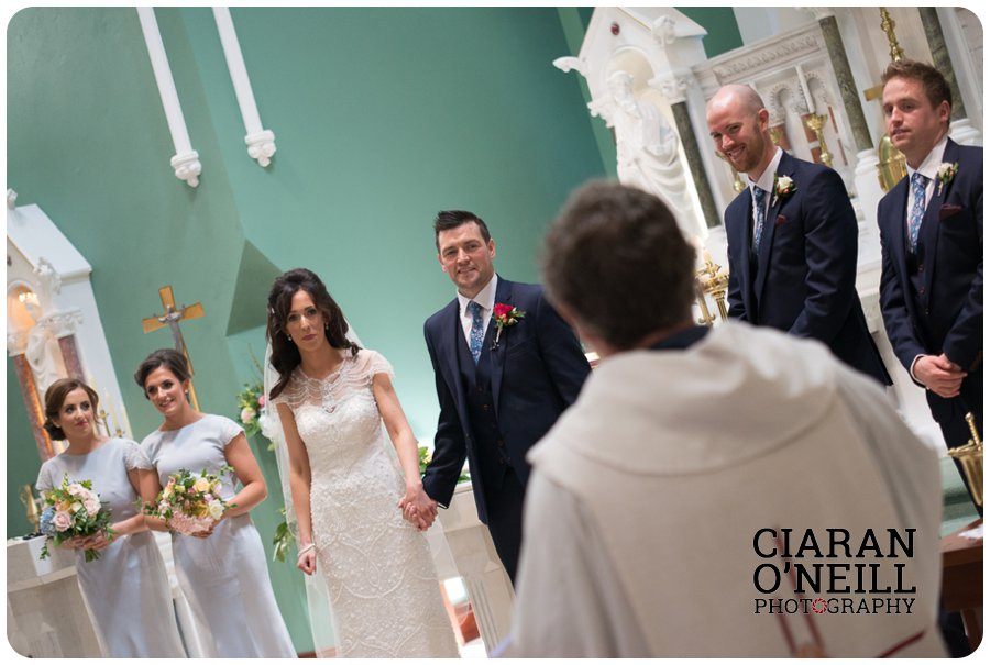 Joanne & Gerard's wedding at Bellingham Castle by Ciaran O'Neill Photography 11