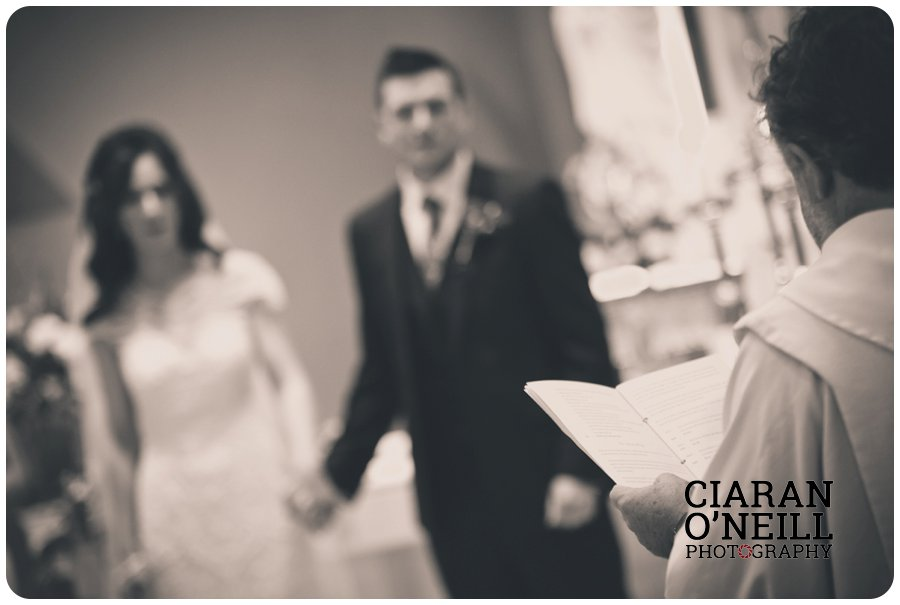 Joanne & Gerard's wedding at Bellingham Castle by Ciaran O'Neill Photography 12