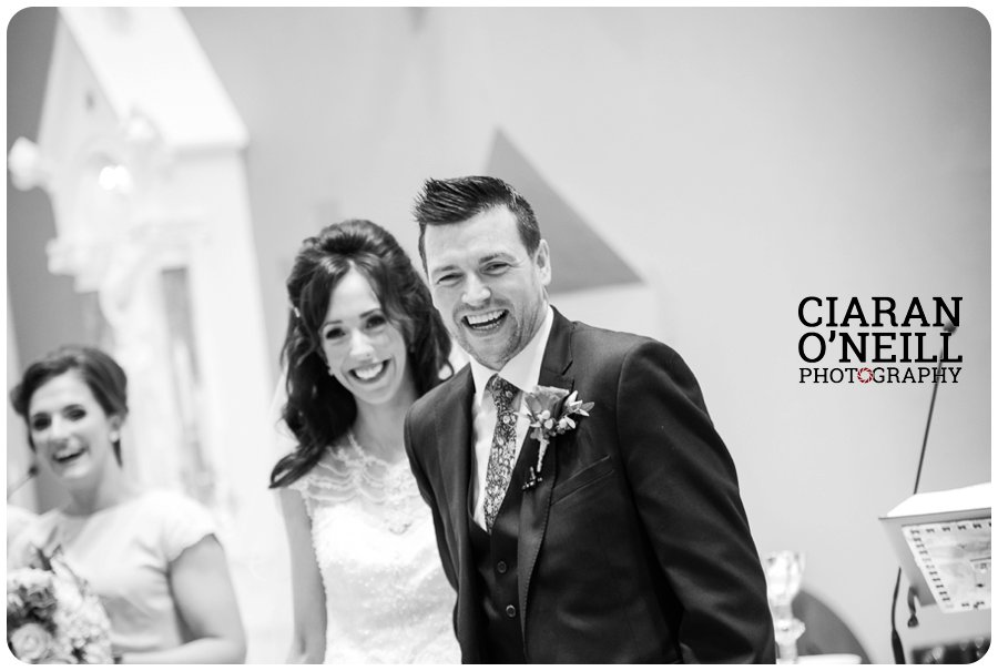 Joanne & Gerard's wedding at Bellingham Castle by Ciaran O'Neill Photography 13