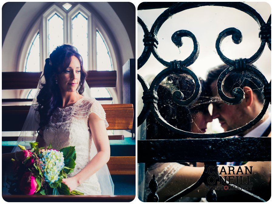 Joanne & Gerard's wedding at Bellingham Castle by Ciaran O'Neill Photography 19