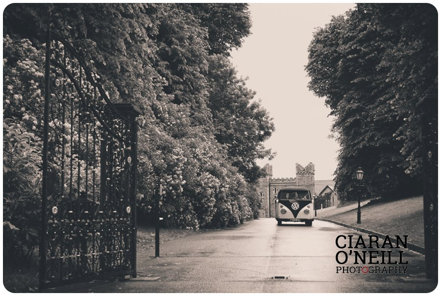 Joanne & Gerard's wedding at Bellingham Castle by Ciaran O'Neill Photography 20
