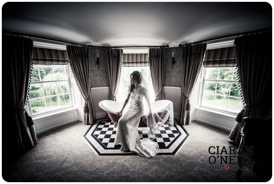 Joanne & Gerard's wedding at Bellingham Castle by Ciaran O'Neill Photography 24