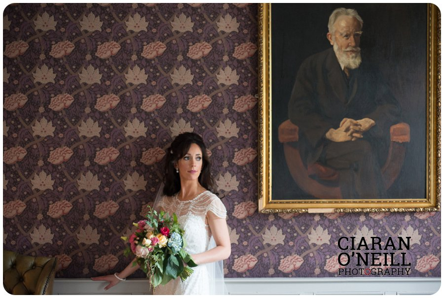 Joanne & Gerard's wedding at Bellingham Castle by Ciaran O'Neill Photography 27