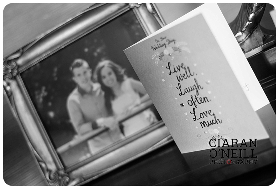 Laura & Liam's wedding at Galgorm Resort & Spa by Ciaran O'Neill Photography 01