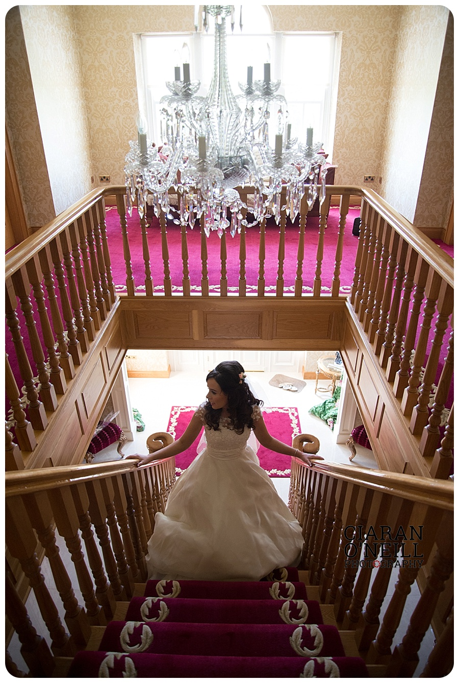 Laura & Liam's wedding at Galgorm Resort & Spa by Ciaran O'Neill Photography 06