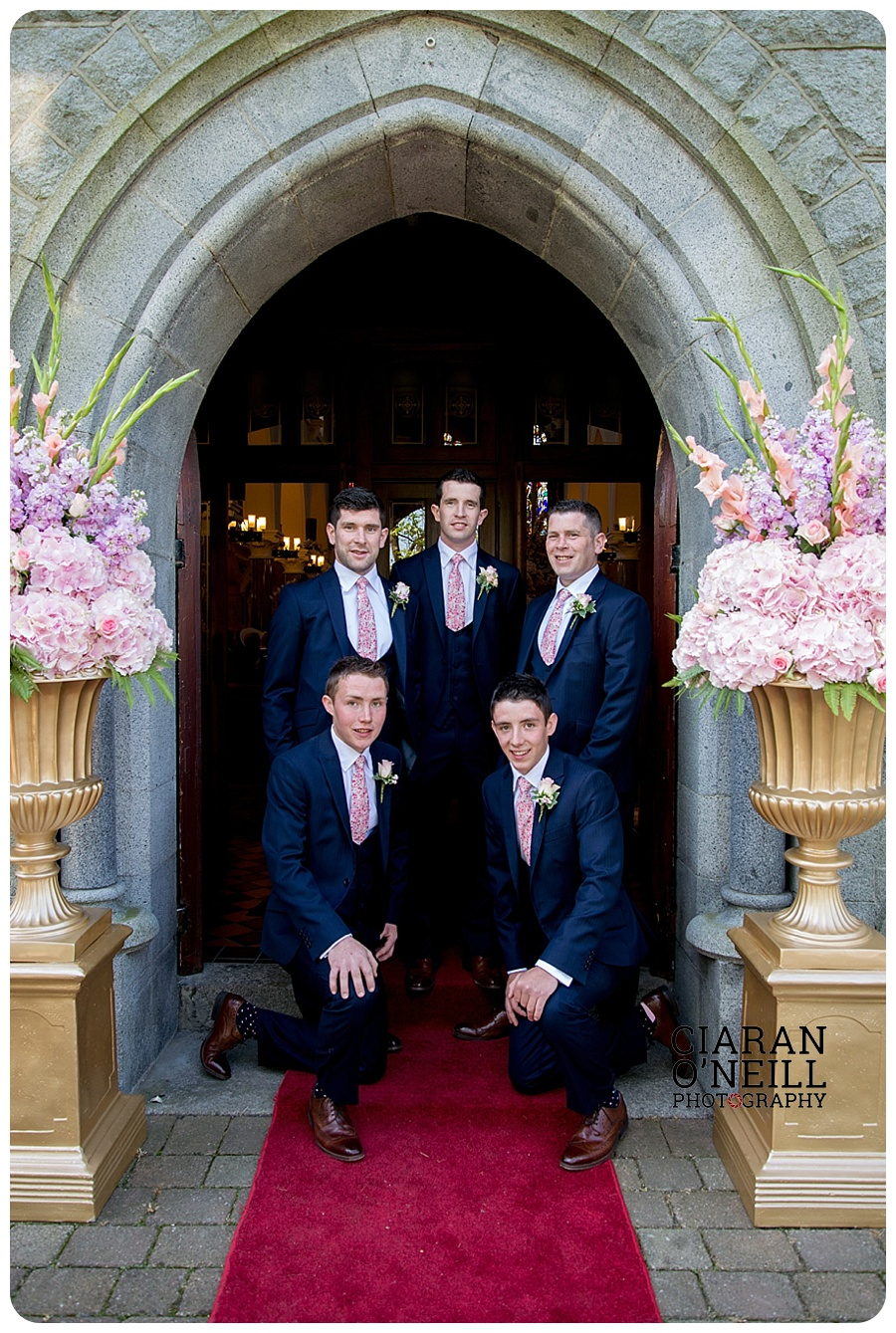 Laura & Liam's wedding at Galgorm Resort & Spa by Ciaran O'Neill Photography 07