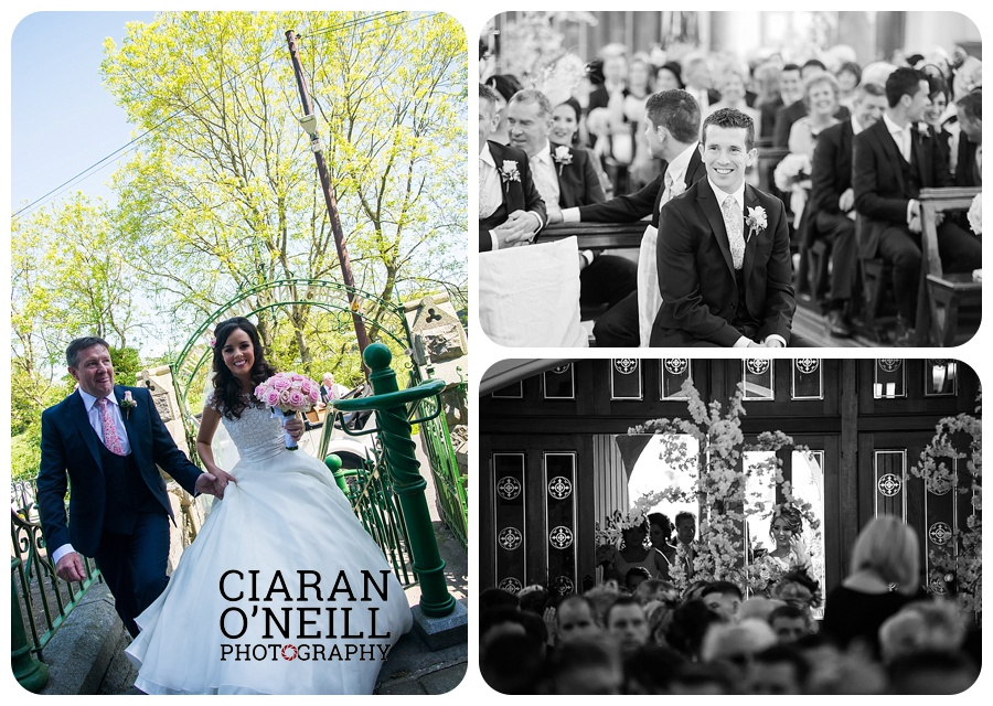 Laura & Liam's wedding at Galgorm Resort & Spa by Ciaran O'Neill Photography 08