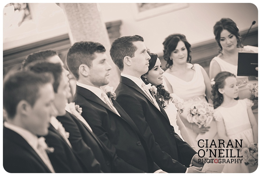 Laura & Liam's wedding at Galgorm Resort & Spa by Ciaran O'Neill Photography 12