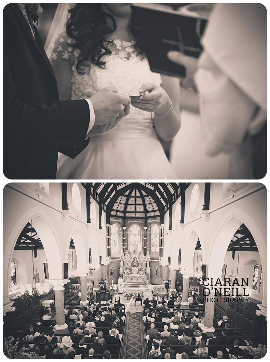 Laura & Liam's wedding at Galgorm Resort & Spa by Ciaran O'Neill Photography 14