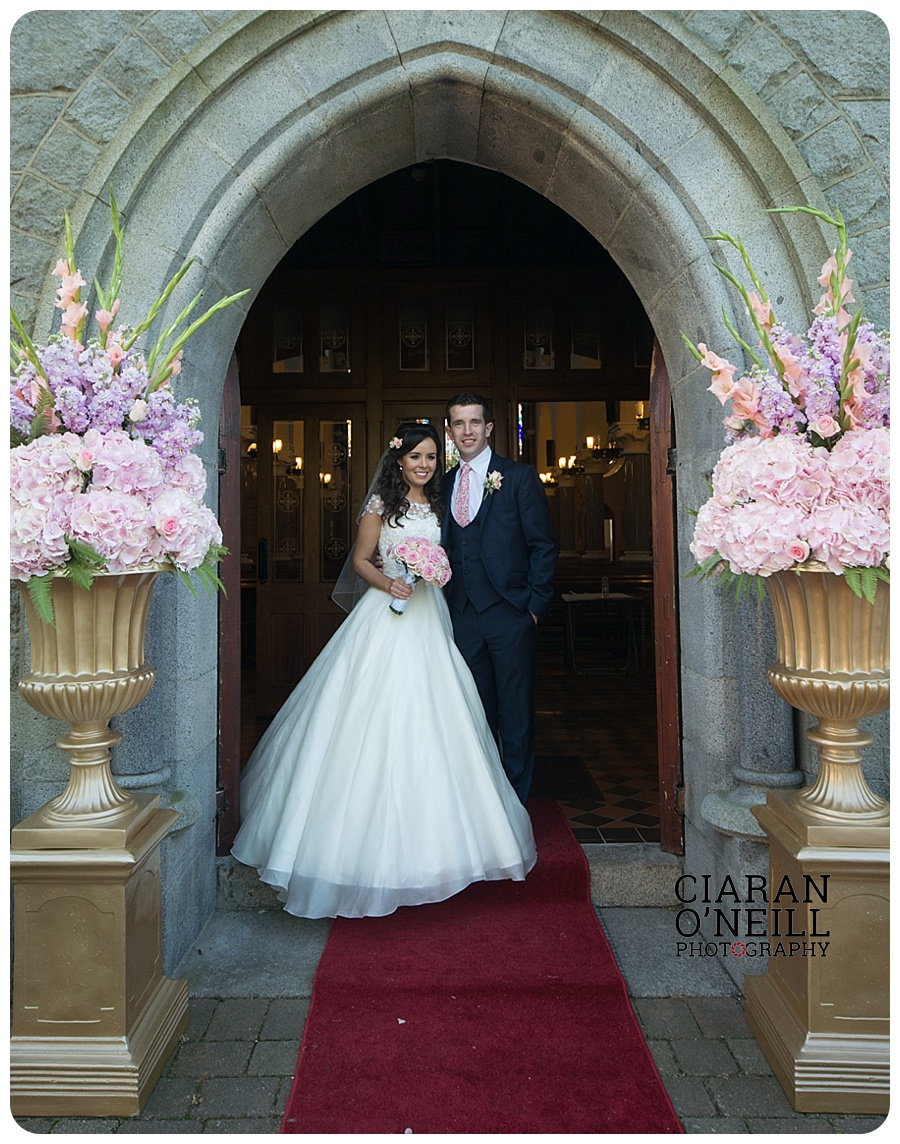 Laura & Liam's wedding at Galgorm Resort & Spa by Ciaran O'Neill Photography 20