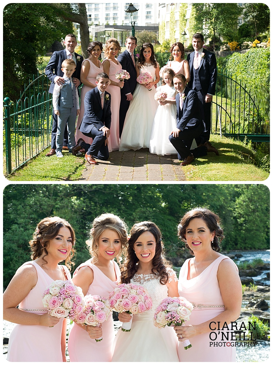 Laura & Liam's wedding at Galgorm Resort & Spa by Ciaran O'Neill Photography 21
