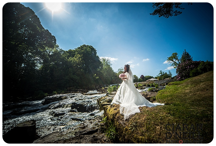 Laura & Liam's wedding at Galgorm Resort & Spa by Ciaran O'Neill Photography 22