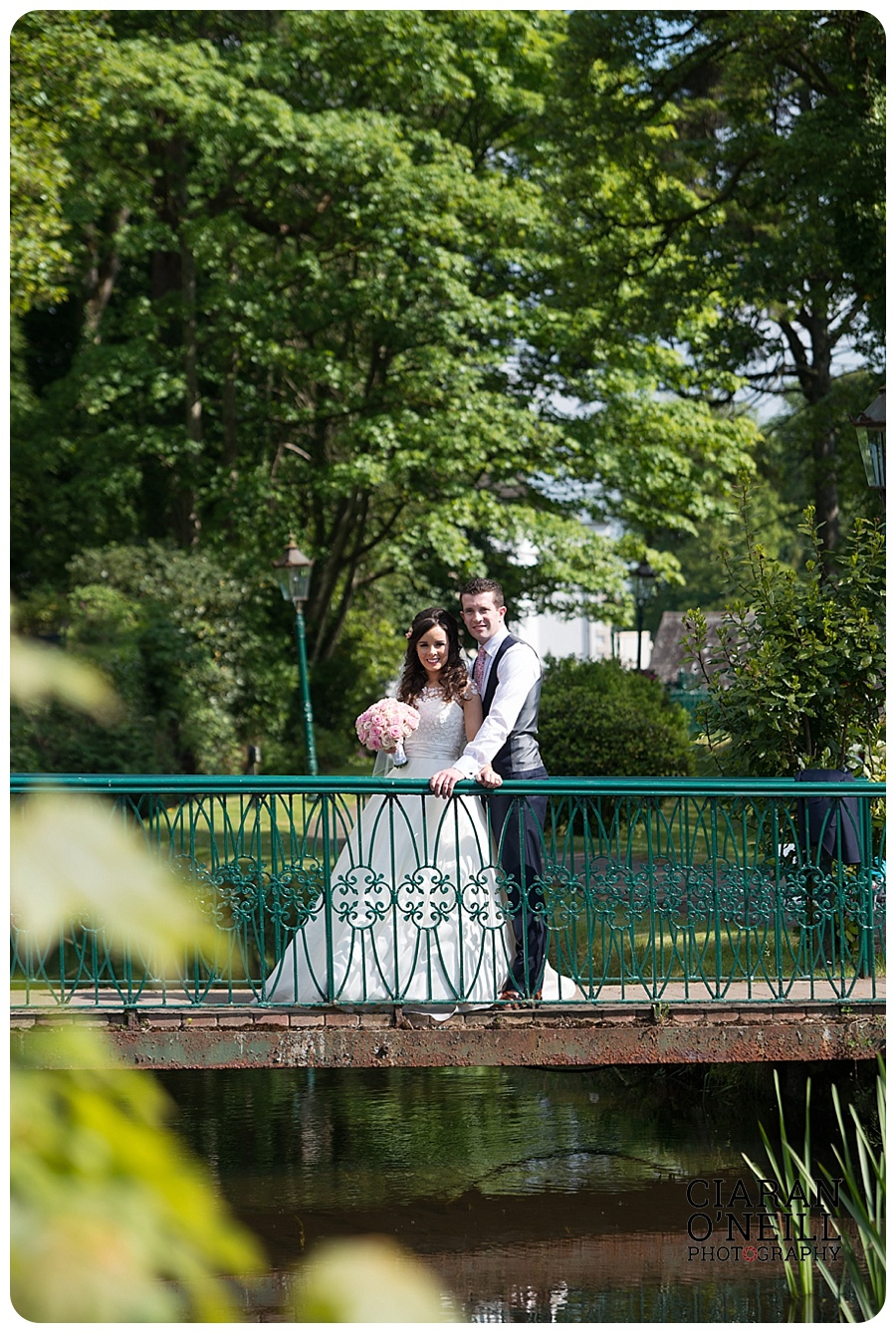 Laura & Liam's wedding at Galgorm Resort & Spa by Ciaran O'Neill Photography 23