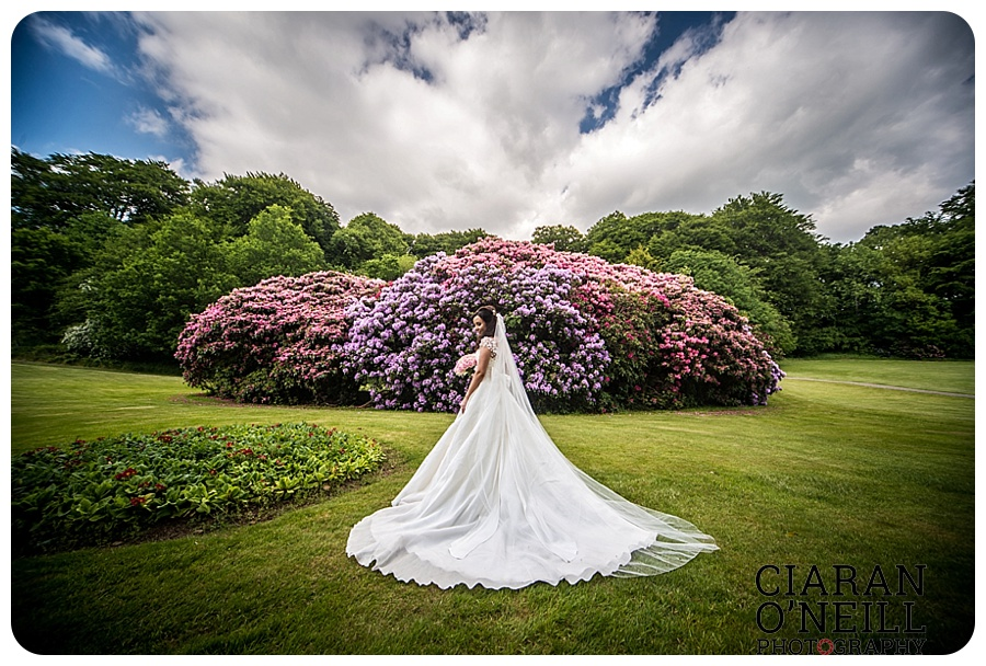 Laura & Liam's wedding at Galgorm Resort & Spa by Ciaran O'Neill Photography 24