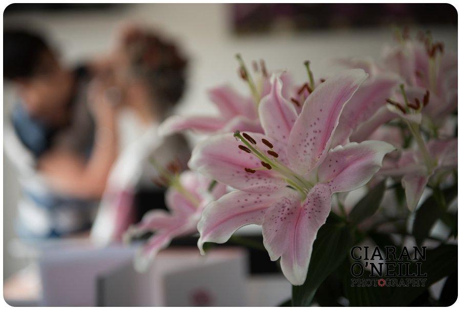 Linda & Jae's wedding at the Merchant Hotel by Ciaran O'Neill Photography 02