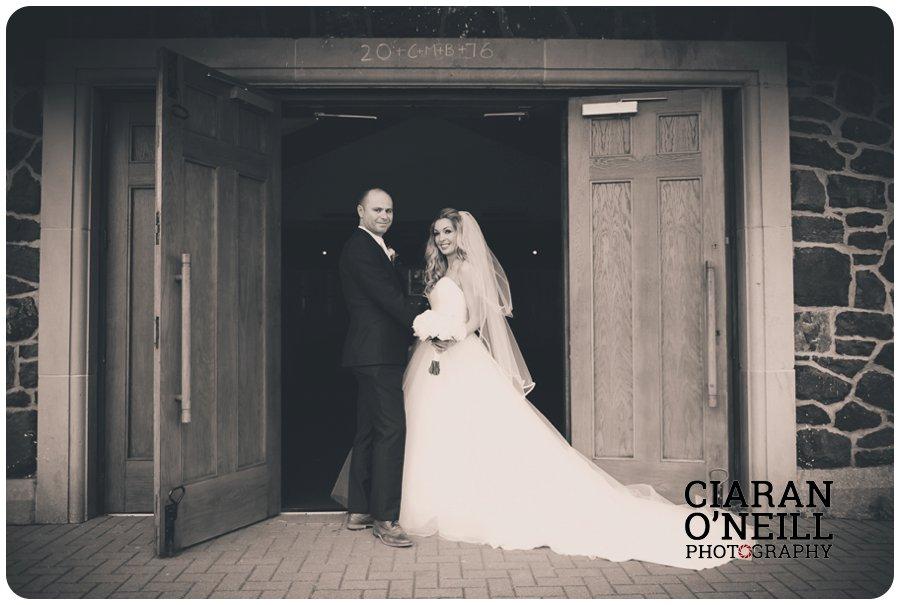 Linda & Jae's wedding at the Merchant Hotel by Ciaran O'Neill Photography 09