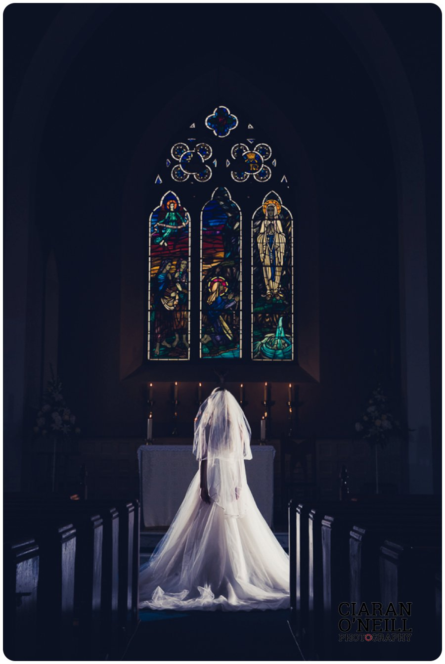 Linda & Jae's wedding at the Merchant Hotel by Ciaran O'Neill Photography 11