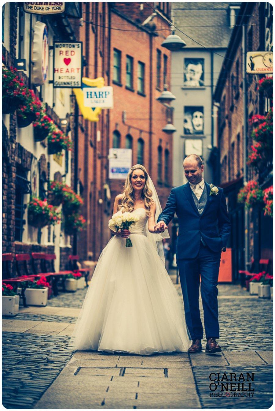Linda & Jae's wedding at the Merchant Hotel by Ciaran O'Neill Photography 13
