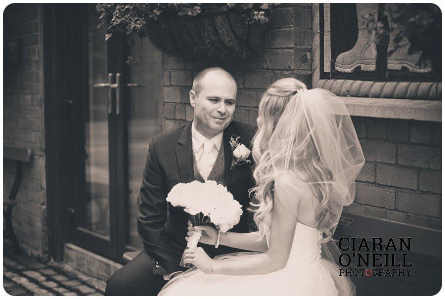 Linda & Jae's wedding at the Merchant Hotel by Ciaran O'Neill Photography 14