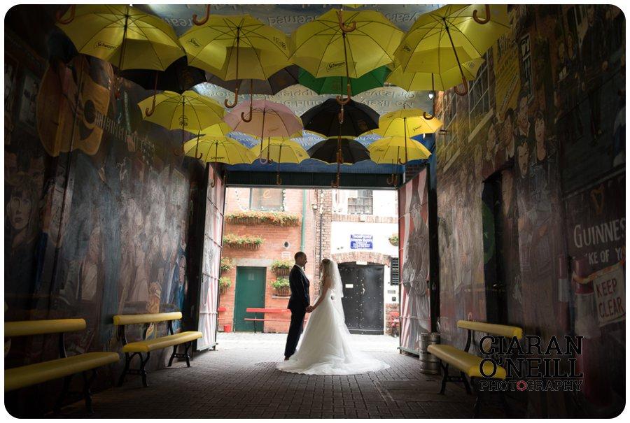 Linda & Jae's wedding at the Merchant Hotel by Ciaran O'Neill Photography 15