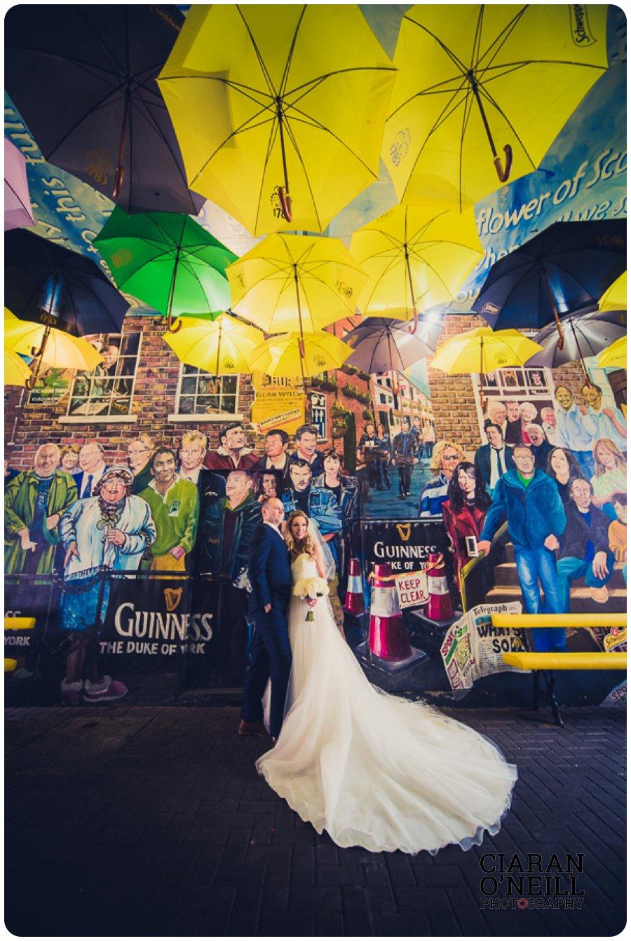 Linda & Jae's wedding at the Merchant Hotel by Ciaran O'Neill Photography 17