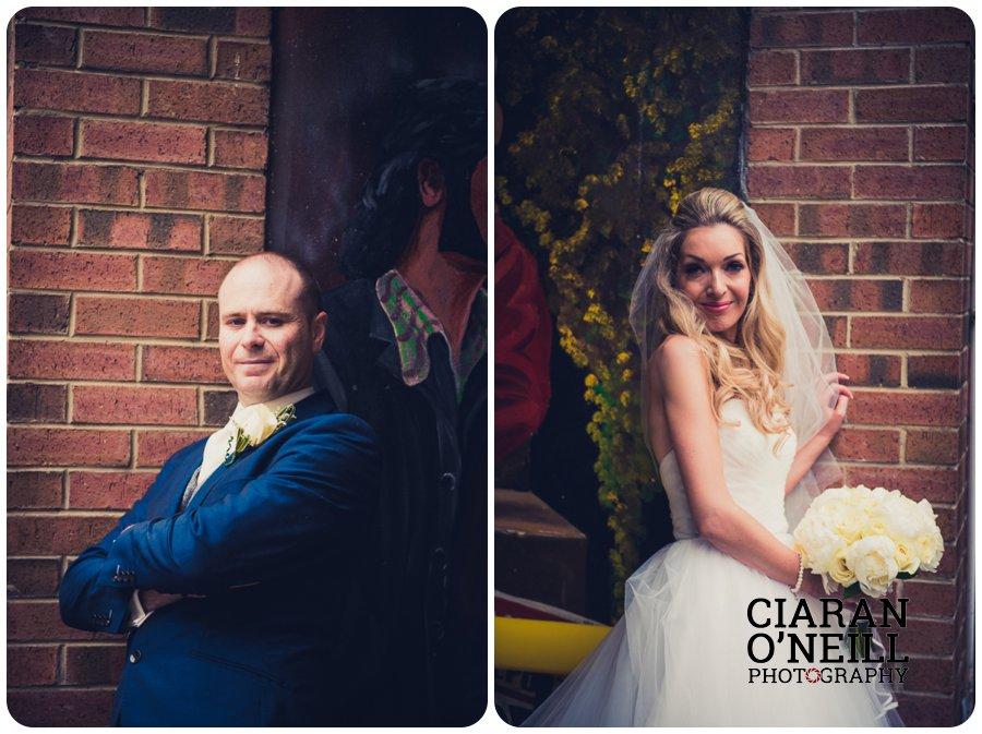 Linda & Jae's wedding at the Merchant Hotel by Ciaran O'Neill Photography 18