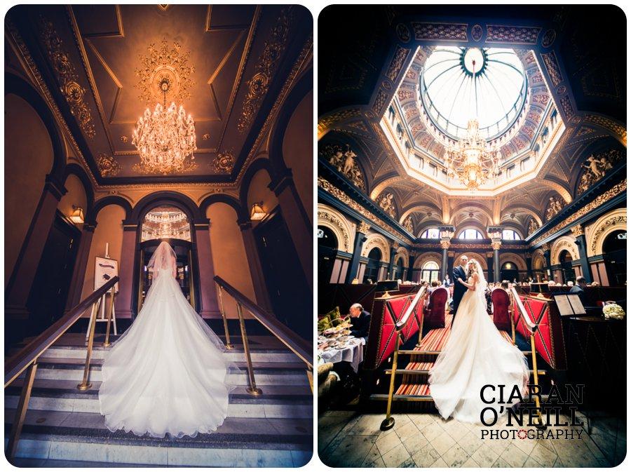 Linda & Jae's wedding at the Merchant Hotel by Ciaran O'Neill Photography 20