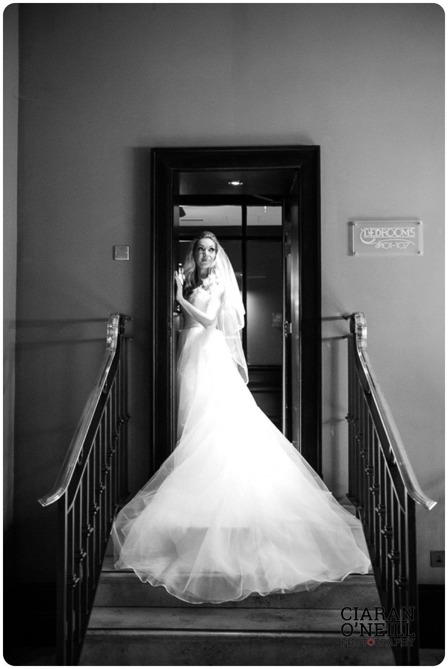 Linda & Jae's wedding at the Merchant Hotel by Ciaran O'Neill Photography 21