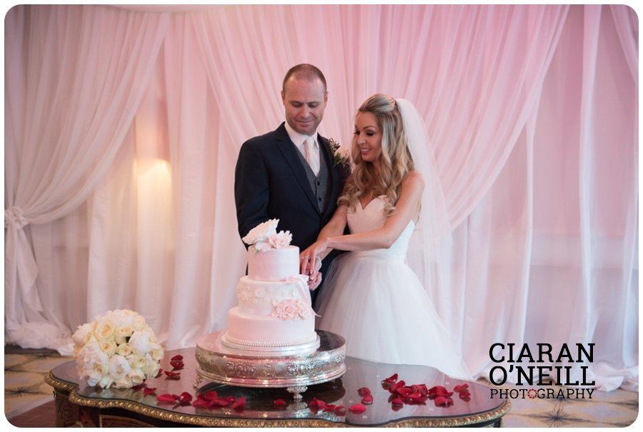 Linda & Jae's wedding at the Merchant Hotel by Ciaran O'Neill Photography 27