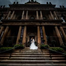 Linda & Jae's wedding at the Merchant Hotel by Ciaran O'Neill Photography