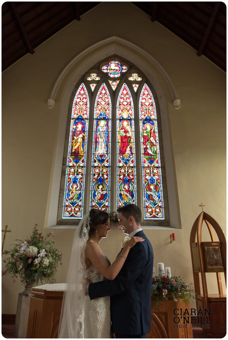 Louise & John's wedding at Lough Erne Resort by Ciaran O'Neill Photography 07