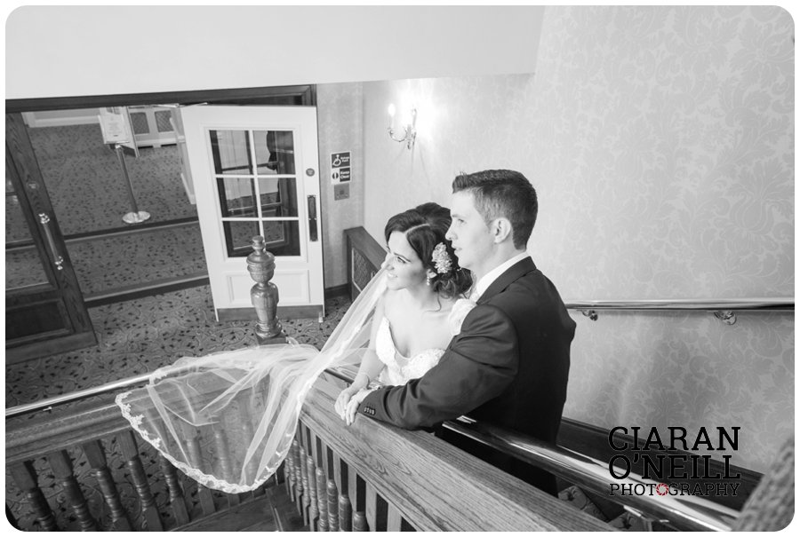 Louise & John's wedding at Lough Erne Resort by Ciaran O'Neill Photography 14