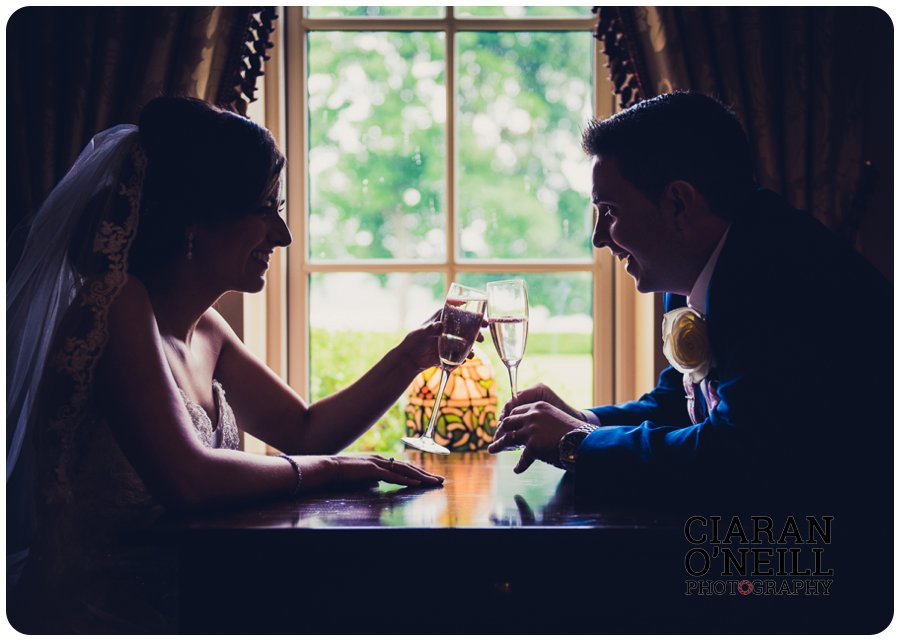Louise & John's wedding at Lough Erne Resort by Ciaran O'Neill Photography 15
