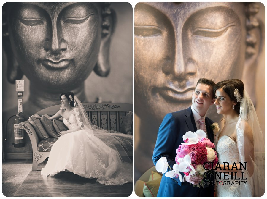 Louise & John's wedding at Lough Erne Resort by Ciaran O'Neill Photography 16