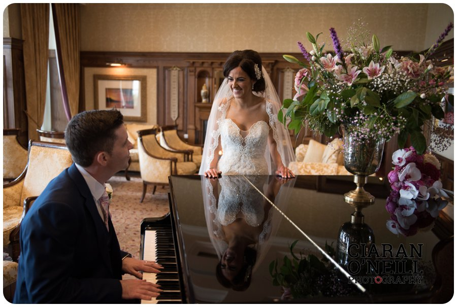 Louise & John's wedding at Lough Erne Resort by Ciaran O'Neill Photography 18