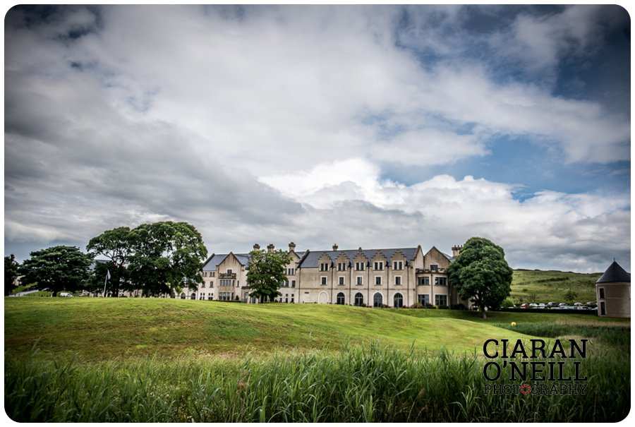 Louise & John's wedding at Lough Erne Resort by Ciaran O'Neill Photography 21
