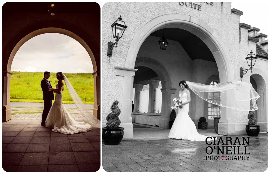 Louise & John's wedding at Lough Erne Resort by Ciaran O'Neill Photography 25