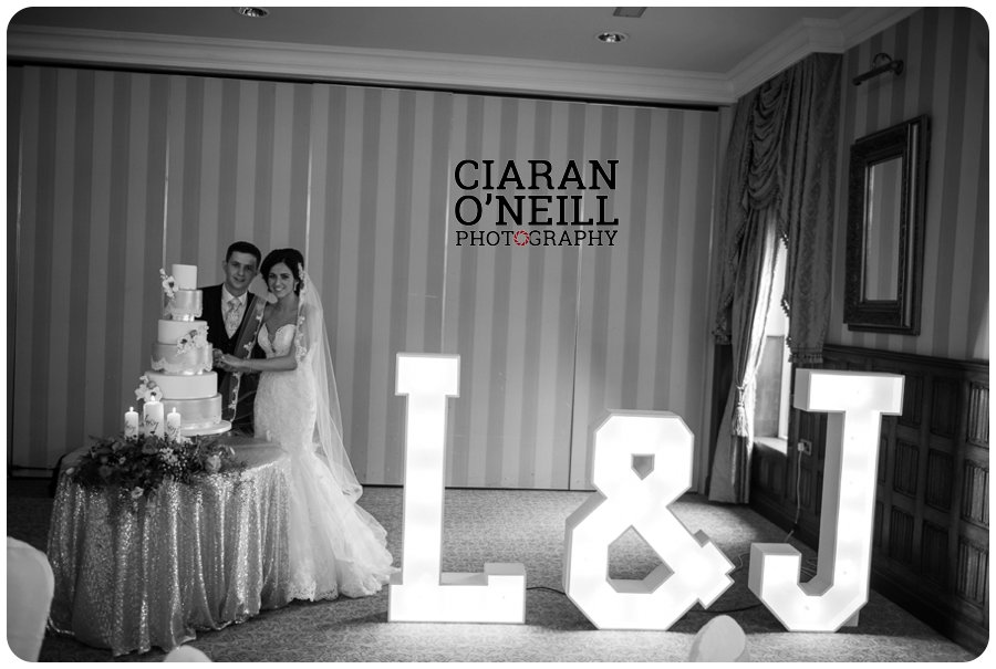 Louise & John's wedding at Lough Erne Resort by Ciaran O'Neill Photography 26