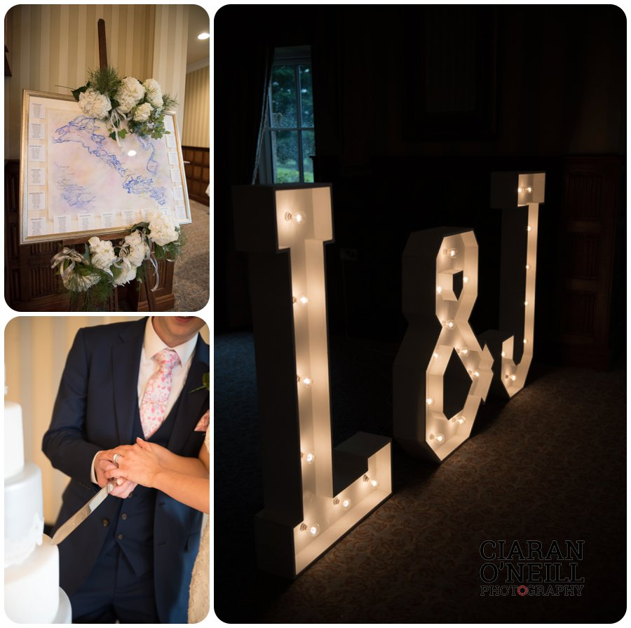 Louise & John's wedding at Lough Erne Resort by Ciaran O'Neill Photography 27