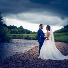 Amy & Stephen's wedding at Jacksons Ballybofey