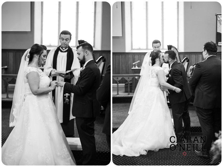 Amy & Stephen's wedding at Jacksons Ballybofey 10