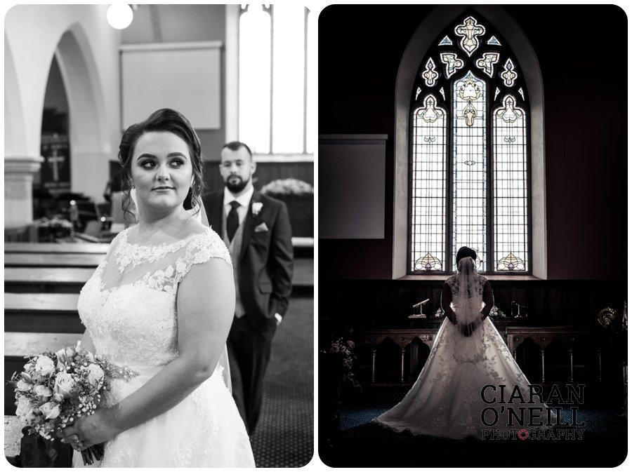 Amy & Stephen's wedding at Jacksons Ballybofey 12