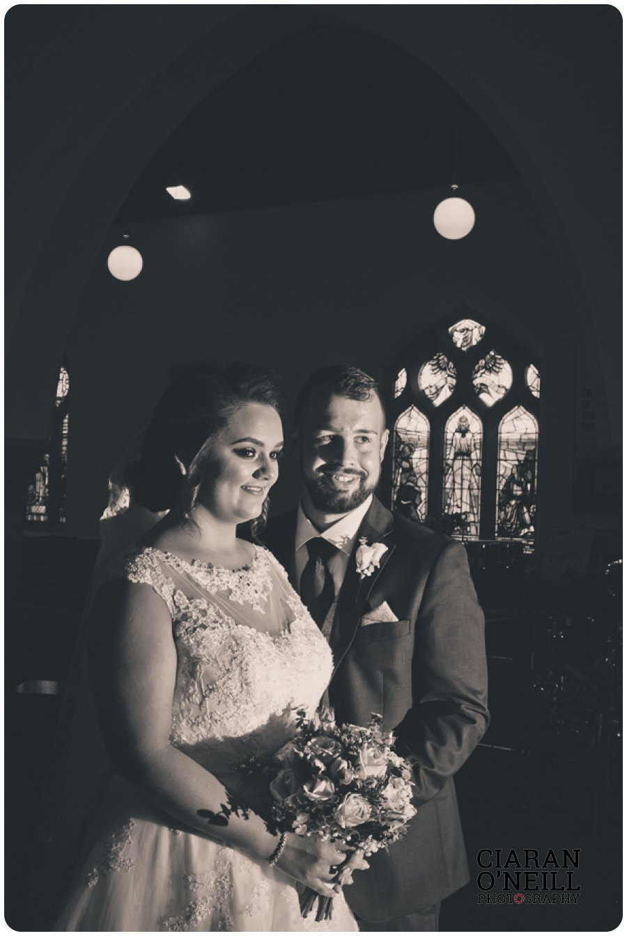 Amy & Stephen's wedding at Jacksons Ballybofey 13