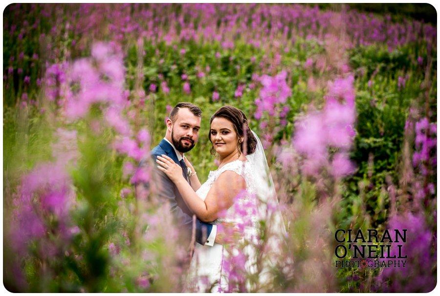 Amy & Stephen's wedding at Jacksons Ballybofey 19