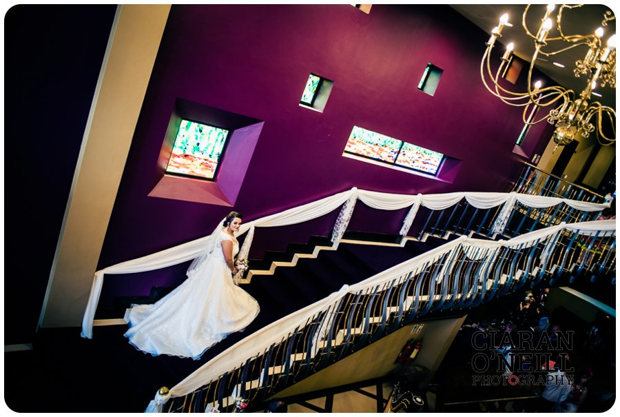 Amy & Stephen's wedding at Jacksons Ballybofey 21