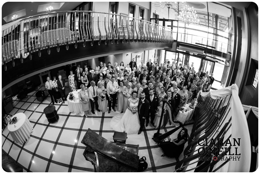 Amy & Stephen's wedding at Jacksons Ballybofey 22