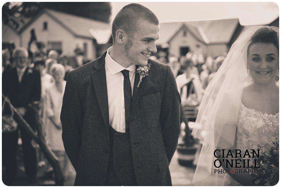 Amy & Tyler's wedding at Lusty Beg Island by Ciaran O'Neill Photography 08