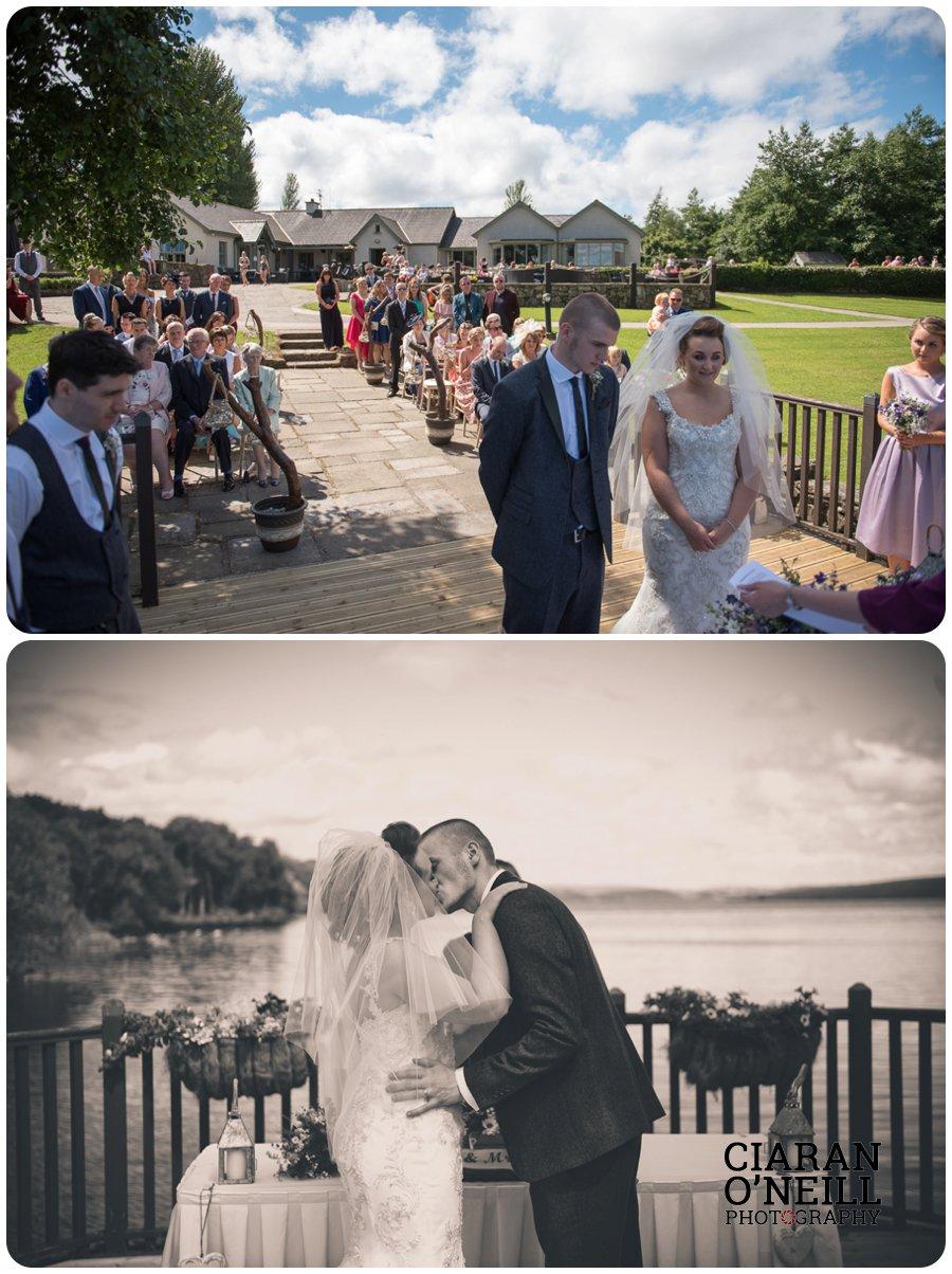 Amy & Tyler's wedding at Lusty Beg Island by Ciaran O'Neill Photography 09