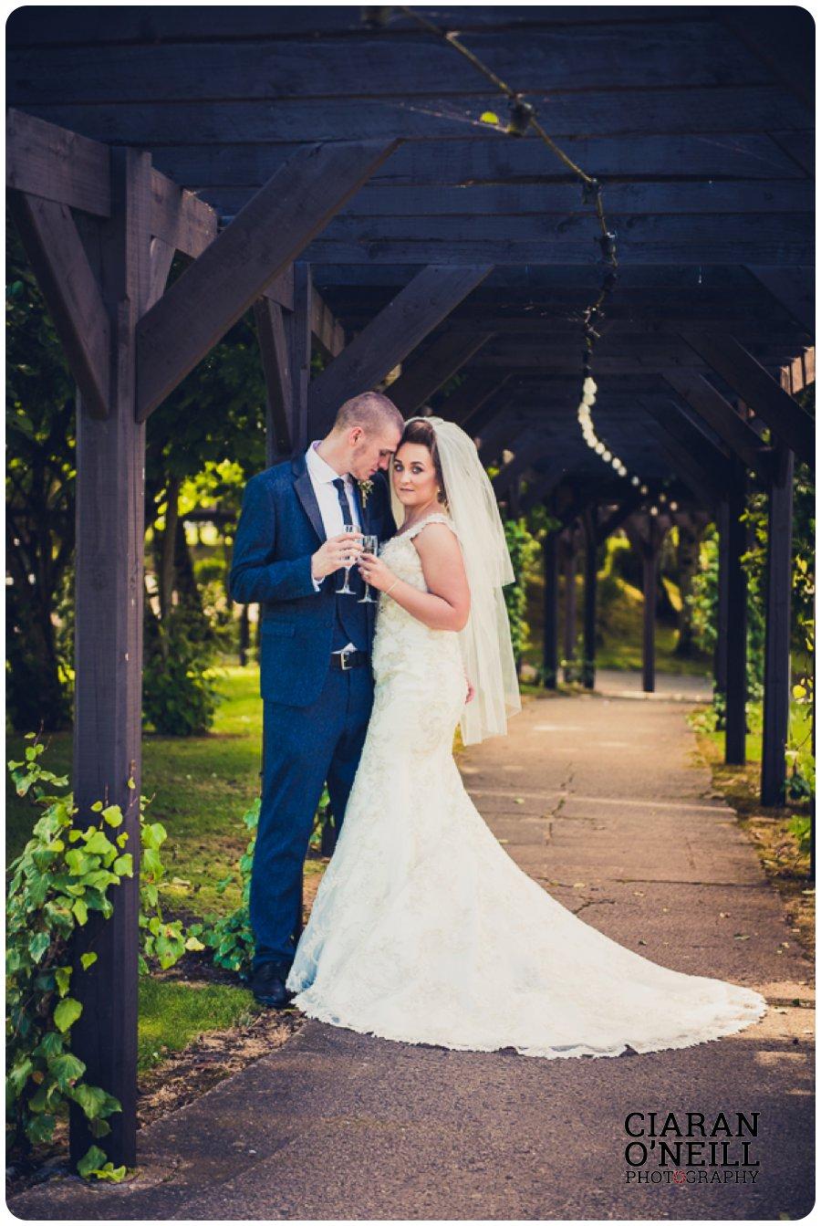 Amy & Tyler's wedding at Lusty Beg Island by Ciaran O'Neill Photography 10