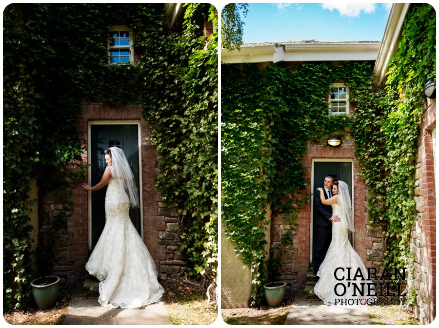 Amy & Tyler's wedding at Lusty Beg Island by Ciaran O'Neill Photography 11